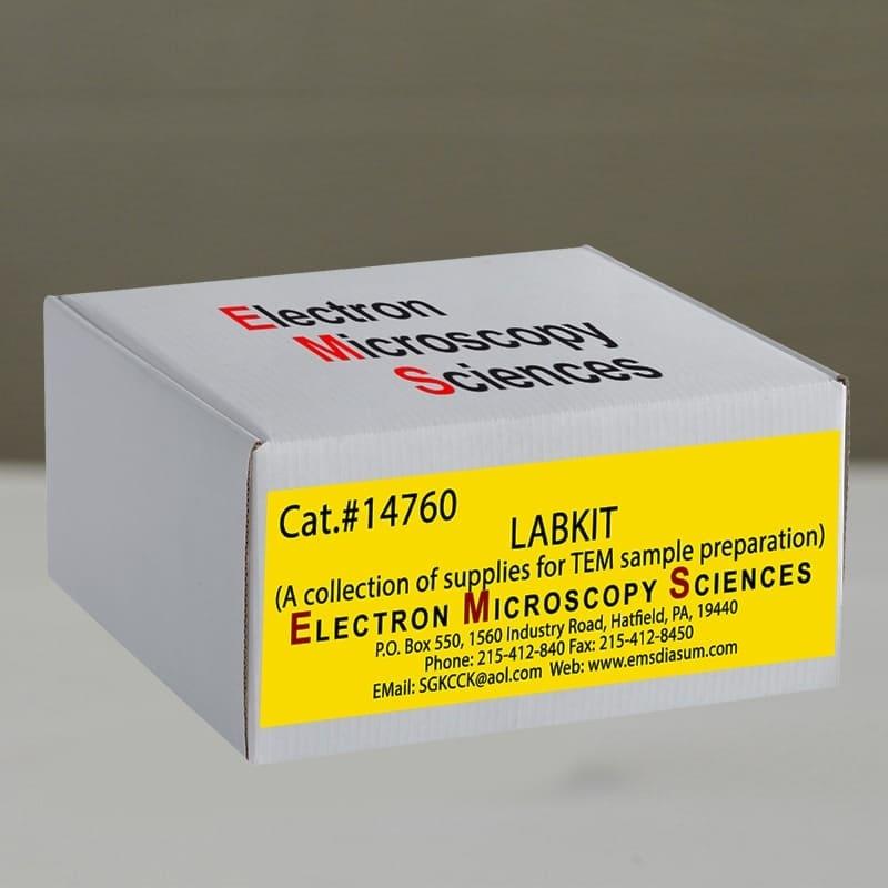 Labkit - стартовый набор для лаборатории микроскопии