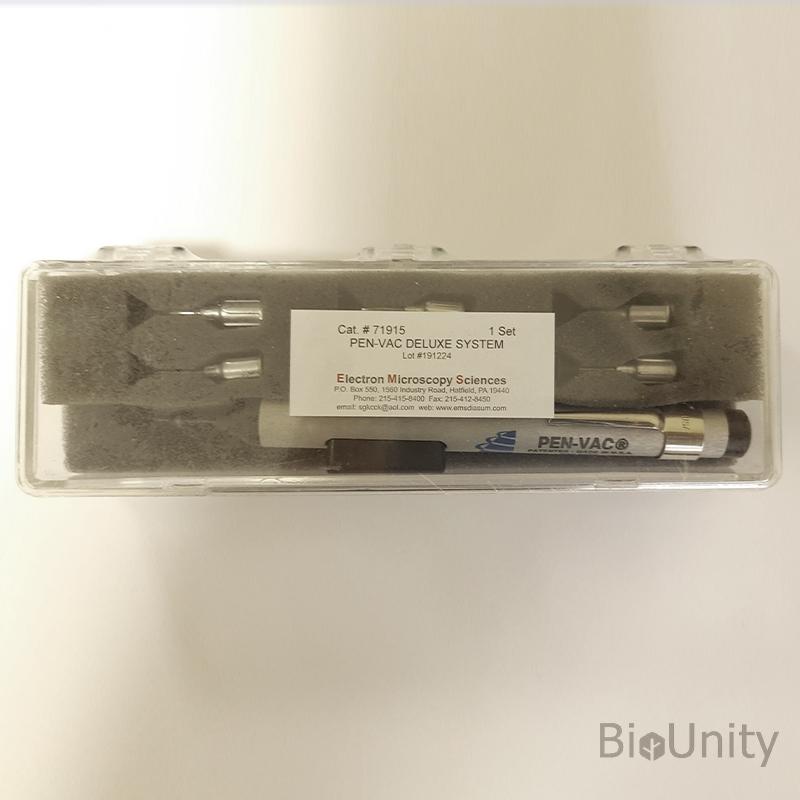 Набор Pen-Vac ™ с футляром Deluxe