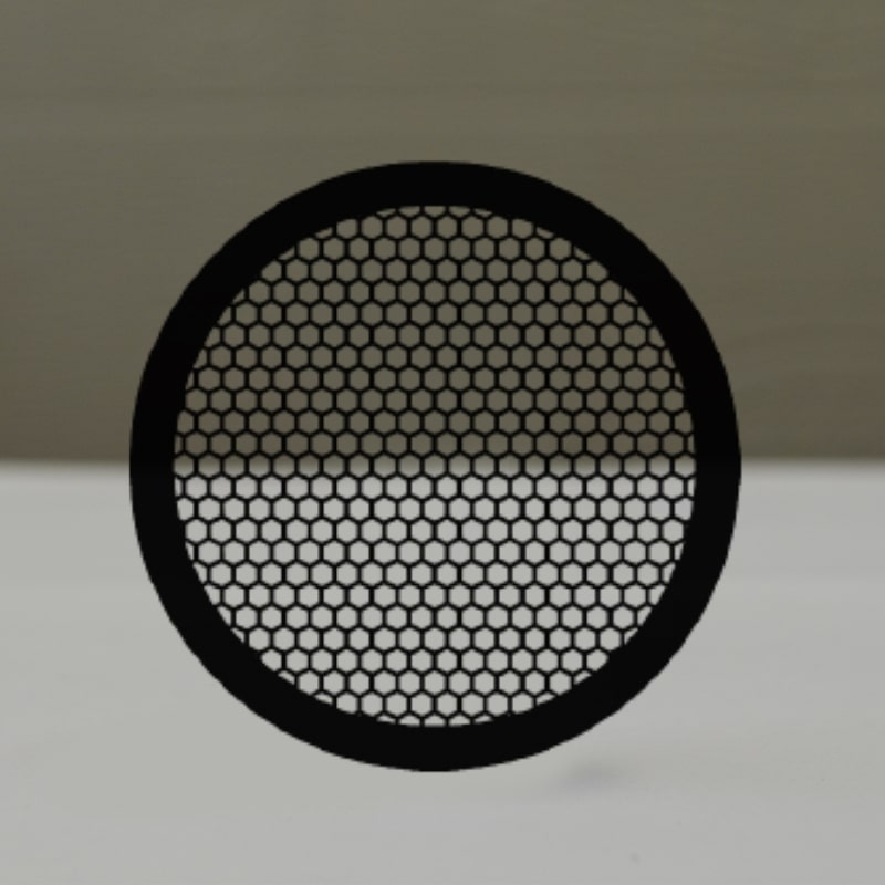 Сеточки для микроскопии, медные, 200 гексагональных ячеек