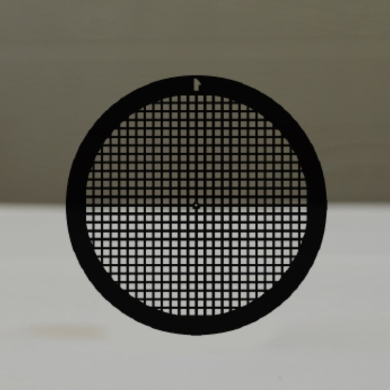 Сеточки для микроскопии, никелевые, 250 квадратных ячеек