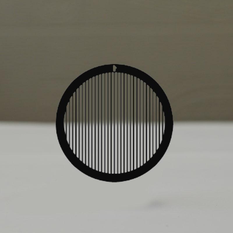 Сеточки для микроскопии с прямоугольными ячейками, Тип G300P, никелевые