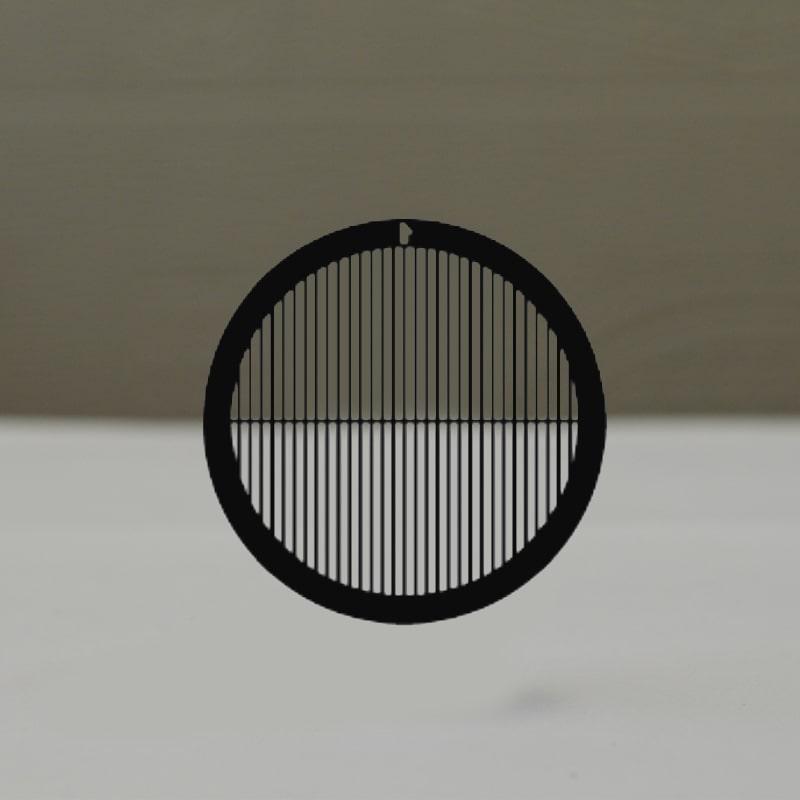 Сеточки для микроскопии с прямоугольными ячейками, Тип G300PB, никелевые
