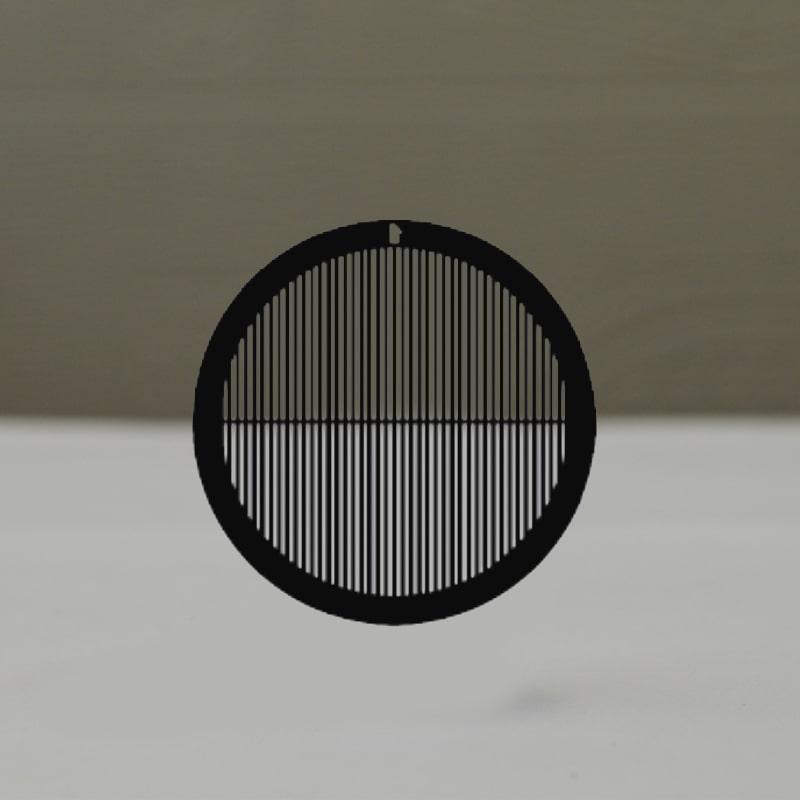 Сеточки для микроскопии с прямоугольными ячейками, Тип G400PB, никелевые
