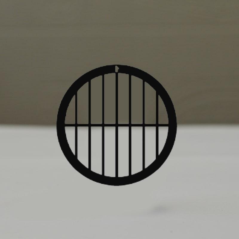 Сеточки для микроскопии с прямоугольными ячейками, Тип G75PB, никелевые