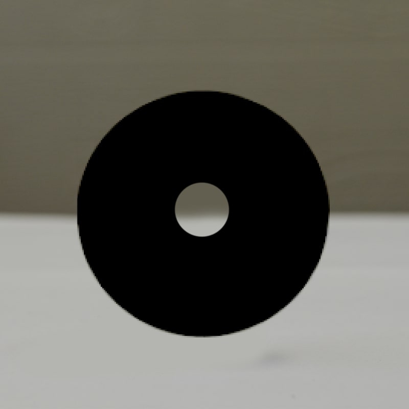 Сеточки для микроскопии с круглым отверстием, Тип GA600, никелевые