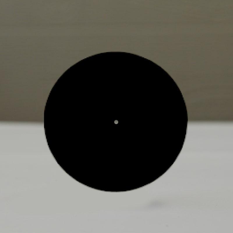 Сеточки для микроскопии с круглым отверстием, Тип GA75, никелевые