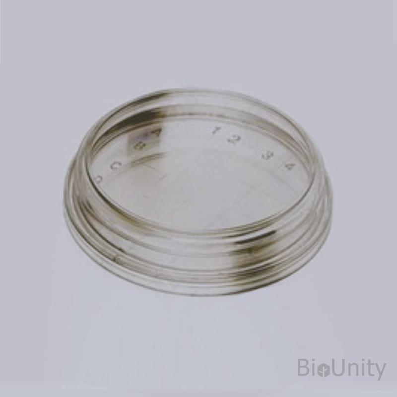 Чашка Петри стерильная Ø65 x 15 мм, PS