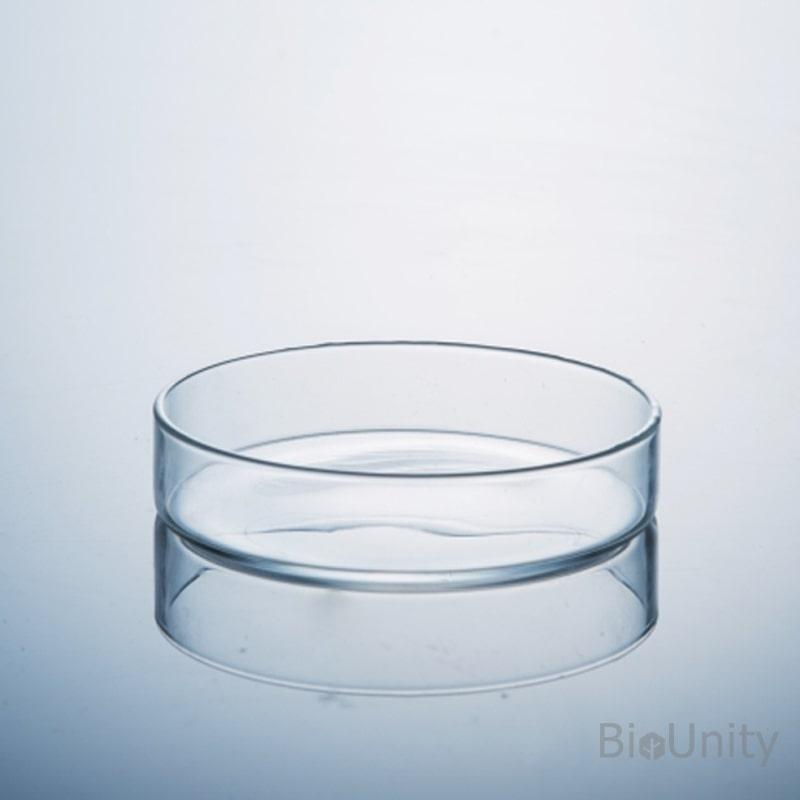 Чашка Петри стерильная Ø90 х 17 мм, S=55 см², необработанная поверхность, вентилируемая, PS