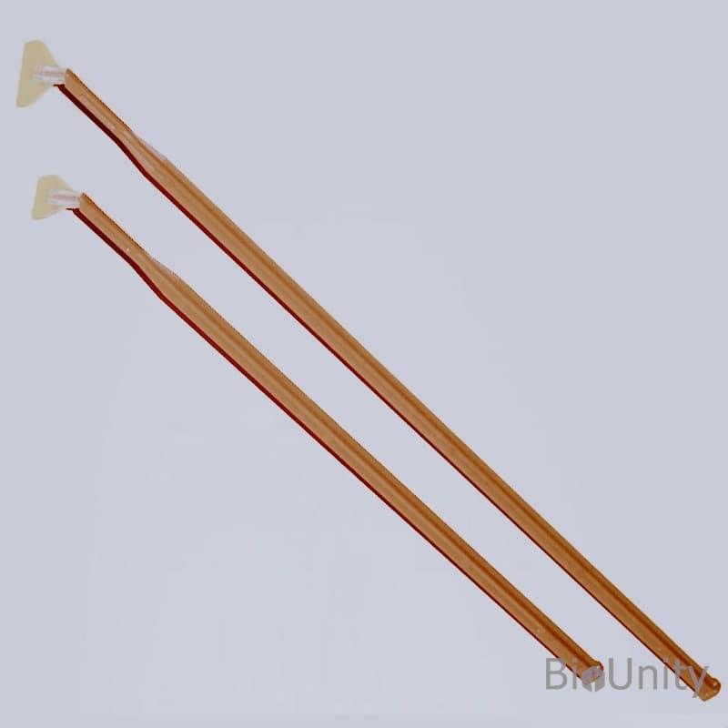 Скребок для снятия клеток, L= 22 см, вращающееся лезвие, стерильный, индивидуальная упаковка