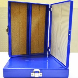 Коробочка для хранения 100 предметных стекол