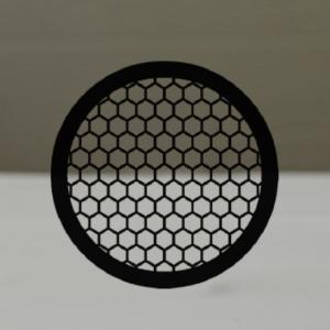 Сеточки для микроскопии, медные, 100 гексагональных ячеек