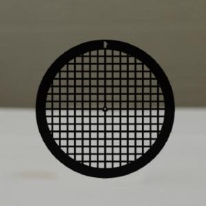 Сеточки для микроскопии, медные, 150 квадратных ячеек