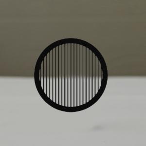 Сеточки для микроскопии с прямоугольными ячейками, Тип G200P, медные