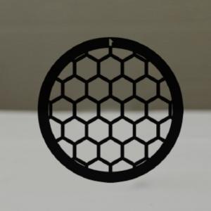 Сеточки для микроскопии, медные, 50 гексагональных ячеек