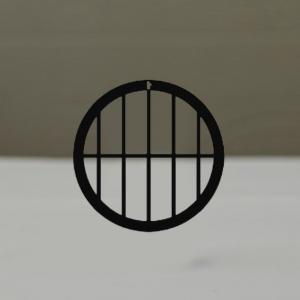 Сеточки для микроскопии с прямоугольными ячейками, Тип G50PB, медные