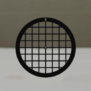 Сеточки для микроскопии, медные, 75 квадратных ячеек