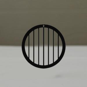 Сеточки для микроскопии с прямоугольными ячейками, Тип G75P, медные