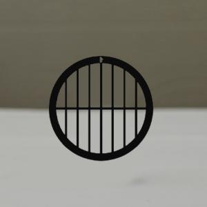 Сеточки для микроскопии с прямоугольными ячейками, Тип G75PB, медные