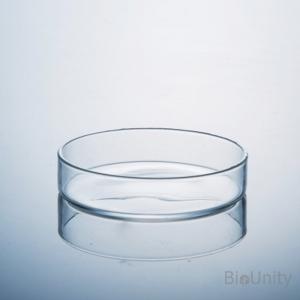Чашка Петри стерильная Ø100мм, для клеточных и тканевых культур, необработанная поверхность, PS